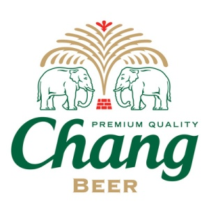 Chang Beer. Chang means