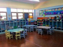 Cara's new classroom!