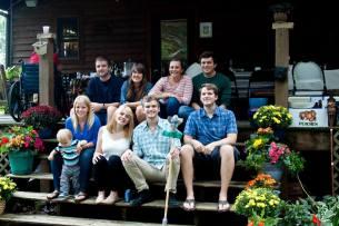 Family reunion 2014