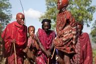 Maasai tribe visit. Incredible hosts and a privilege to see their culture.